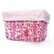 Pink Hawaiian Basket Liner