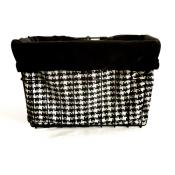 White Sophia Basket Liner